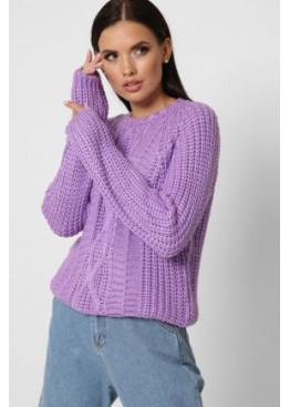 Свободный женский свитер