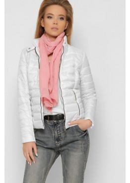 Короткая куртка приталенного кроя
