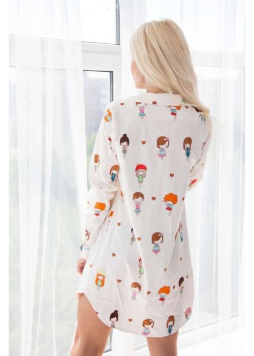 """Пижама-рубашка """"Куколка"""""""