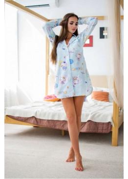 """Пижама-рубашка """"Hello Kitty"""""""