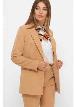 Пиджак классического кроя Патрик 2, песочный