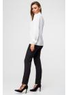 Стильная блуза из шелка
