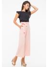 Базовая блуза из стрейчевого шифона винди