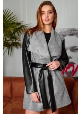 Облегченное пальто Отто Графит