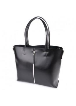 Женская классическая черная сумка М251-33