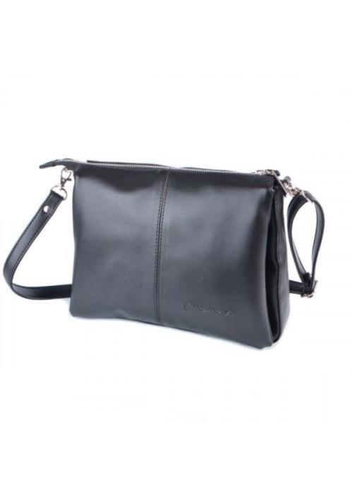 Женская сумка кросс-боди черная М301-33