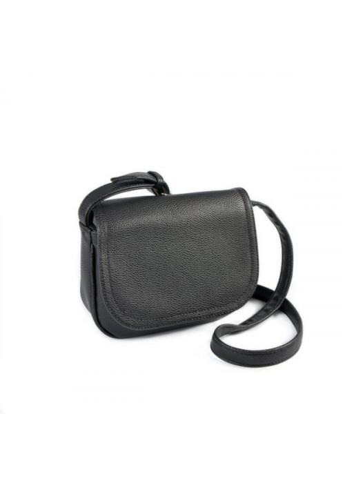 Женская сумочка кросс-боди, черная