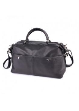 Женская сумка из натуральной кожи М252 black