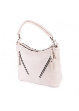 Женская кожаная сумка М280 beige