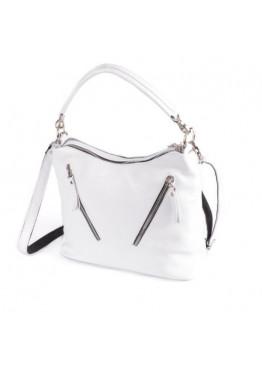 Женская кожаная сумка М280 white